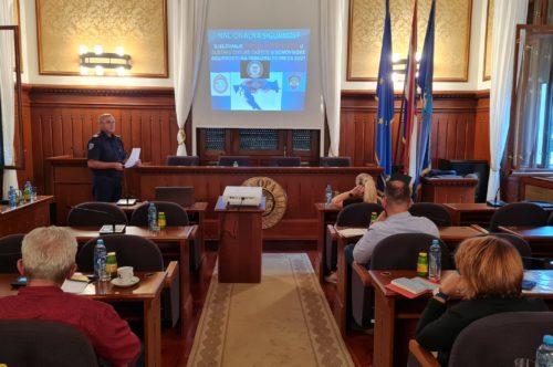 Koordinacija načelnika Stožera civilne zaštite liburnijskih lokalnih samouprava